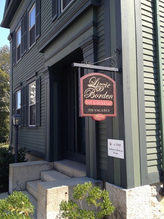 Lizzie Borden Bed and Breakfast