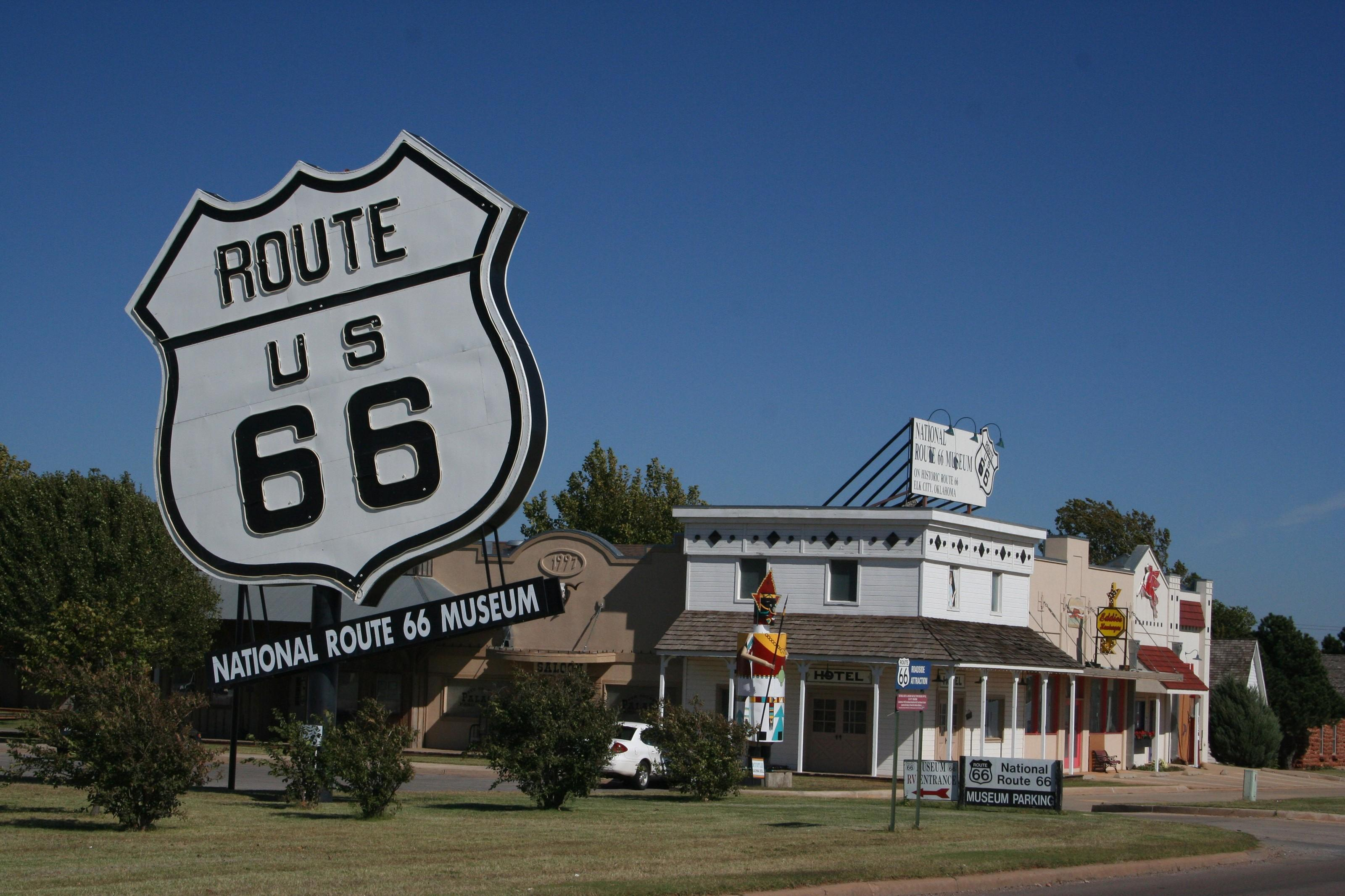 National Route 66 Museum