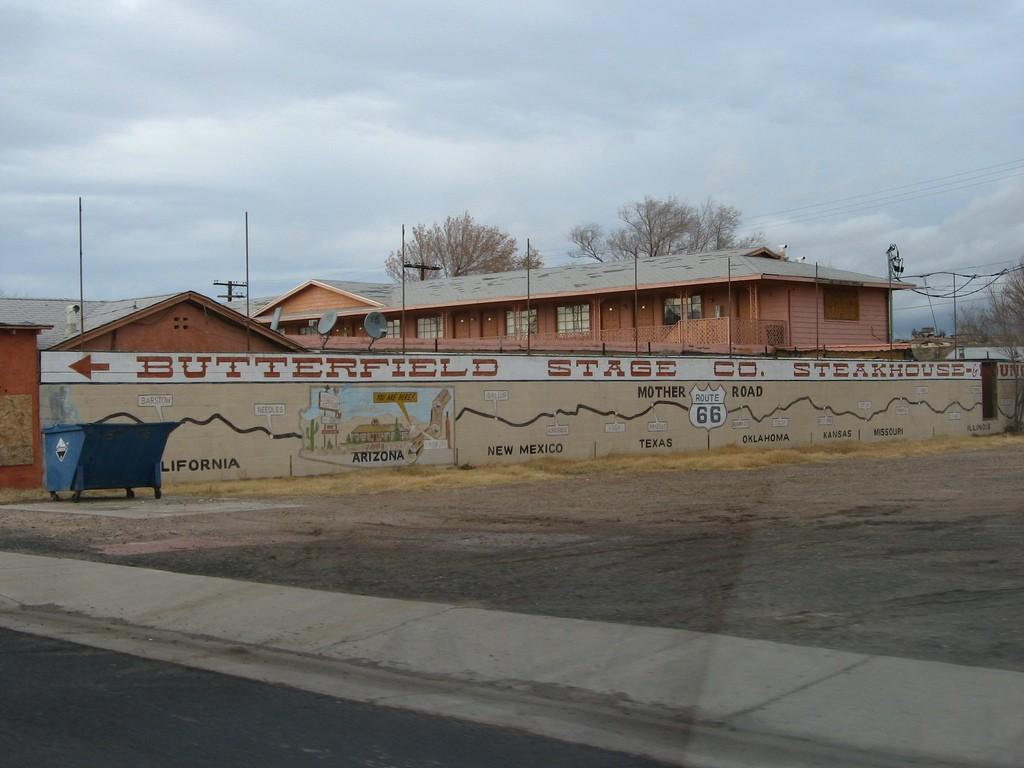 World's Longest Map of Route 66