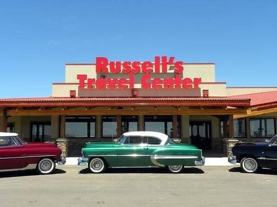 Russell's Truckstop and Car Museum