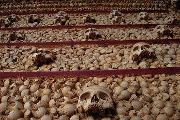 Capela de Ossos Bone Chapel