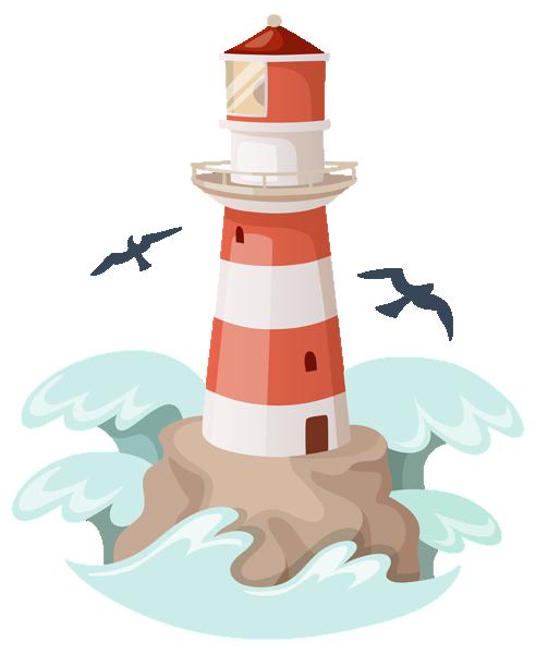 Saltstraumen - old lighthouse