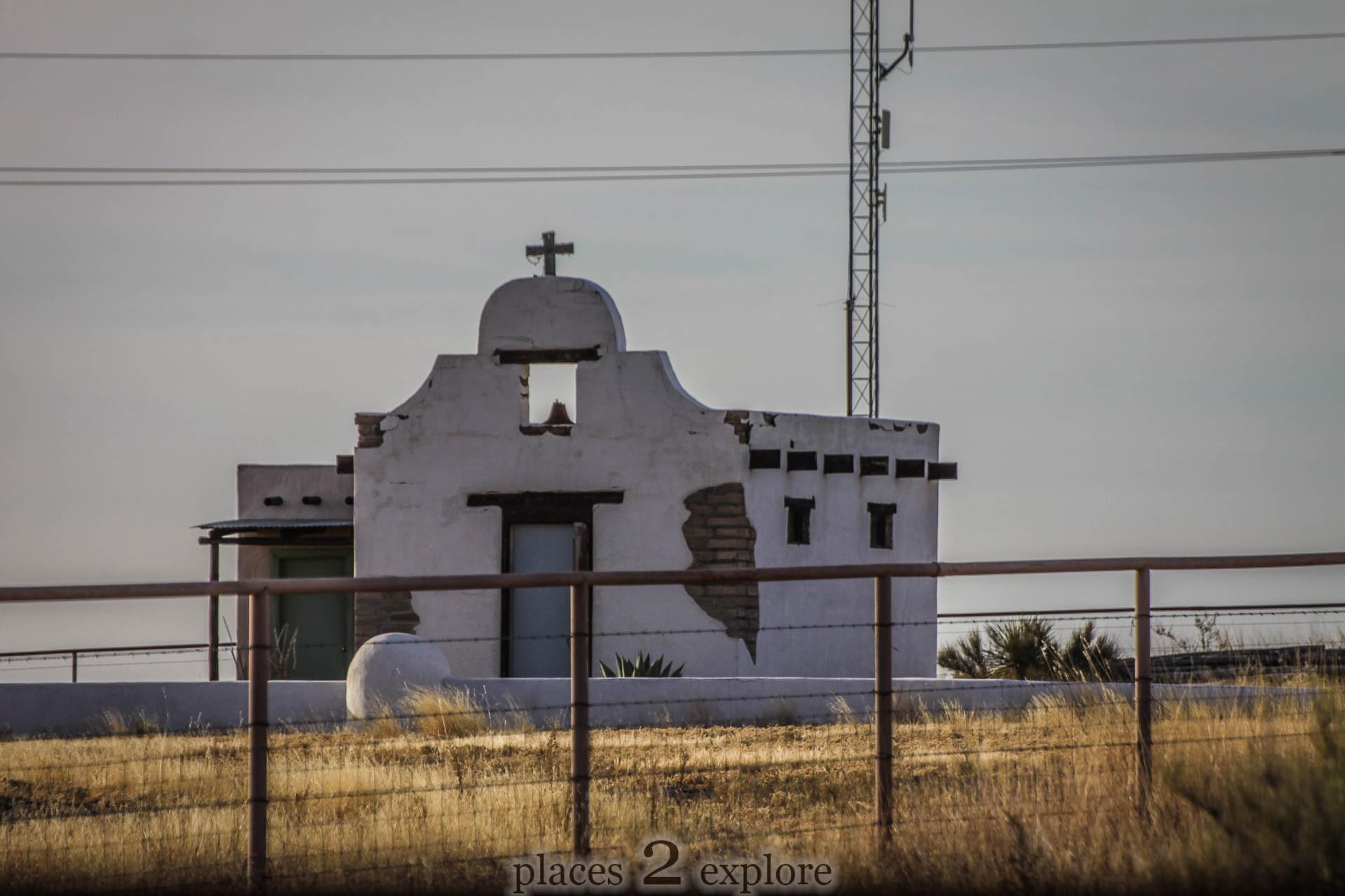 Tiny Church Marfa