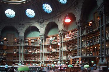 Bibliothèque nationale de France (National Library of France)