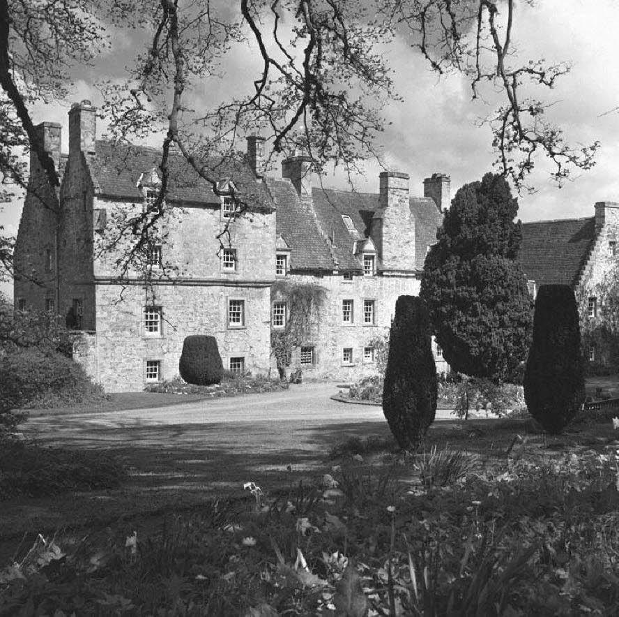 Penkaet Castle (Clan Pringle, Pringle's of Woodhead.)
