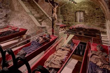 Klatovy Catacomb Mummies