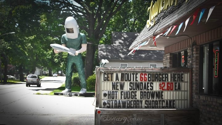 Gemini Giant: Space Age Muffler Man