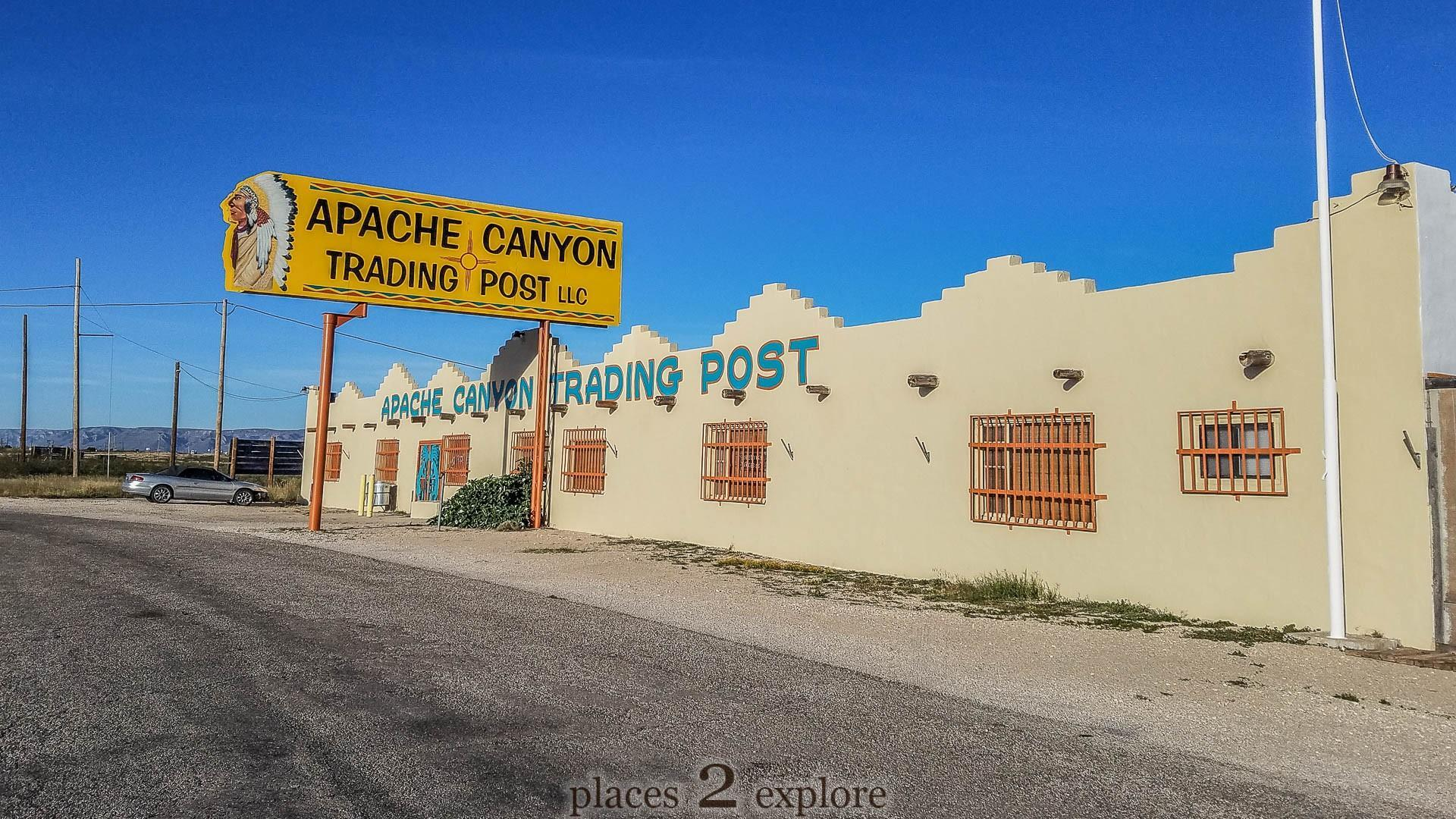 Apache Canyon Trading Post