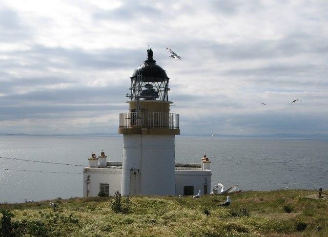 Fidra Lighthouse