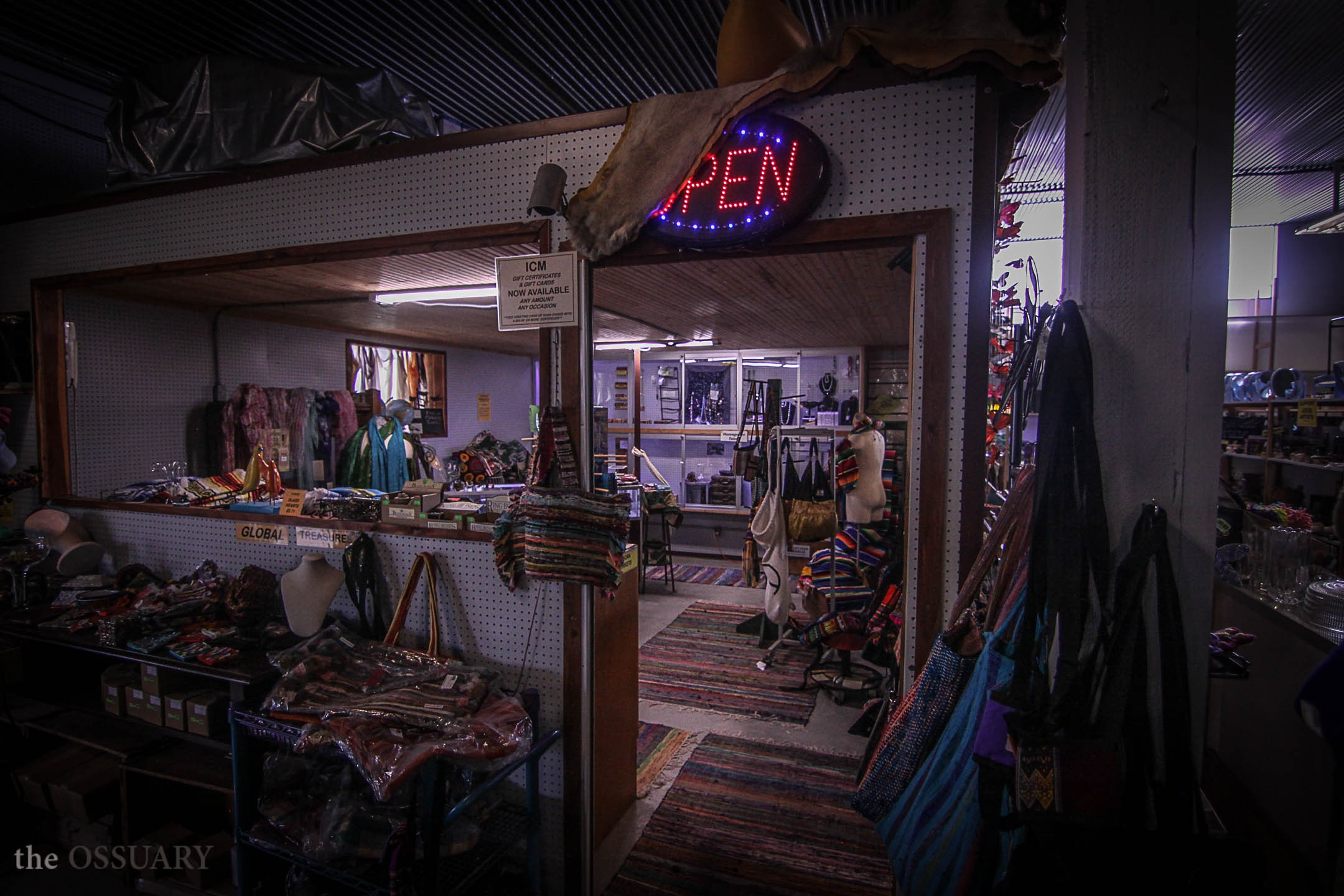 Quirky Country Market