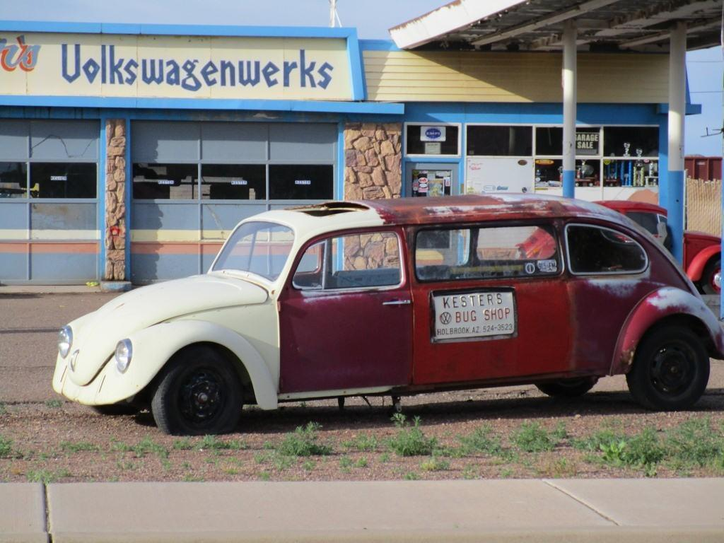 Kester's Volkswagenwerks