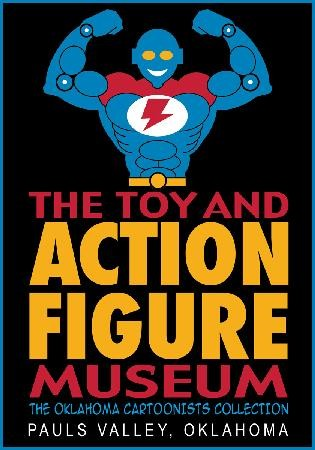 Toy and Action Figure Museum