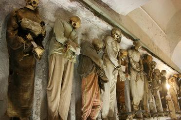 Capuchin Monastery Catacombs