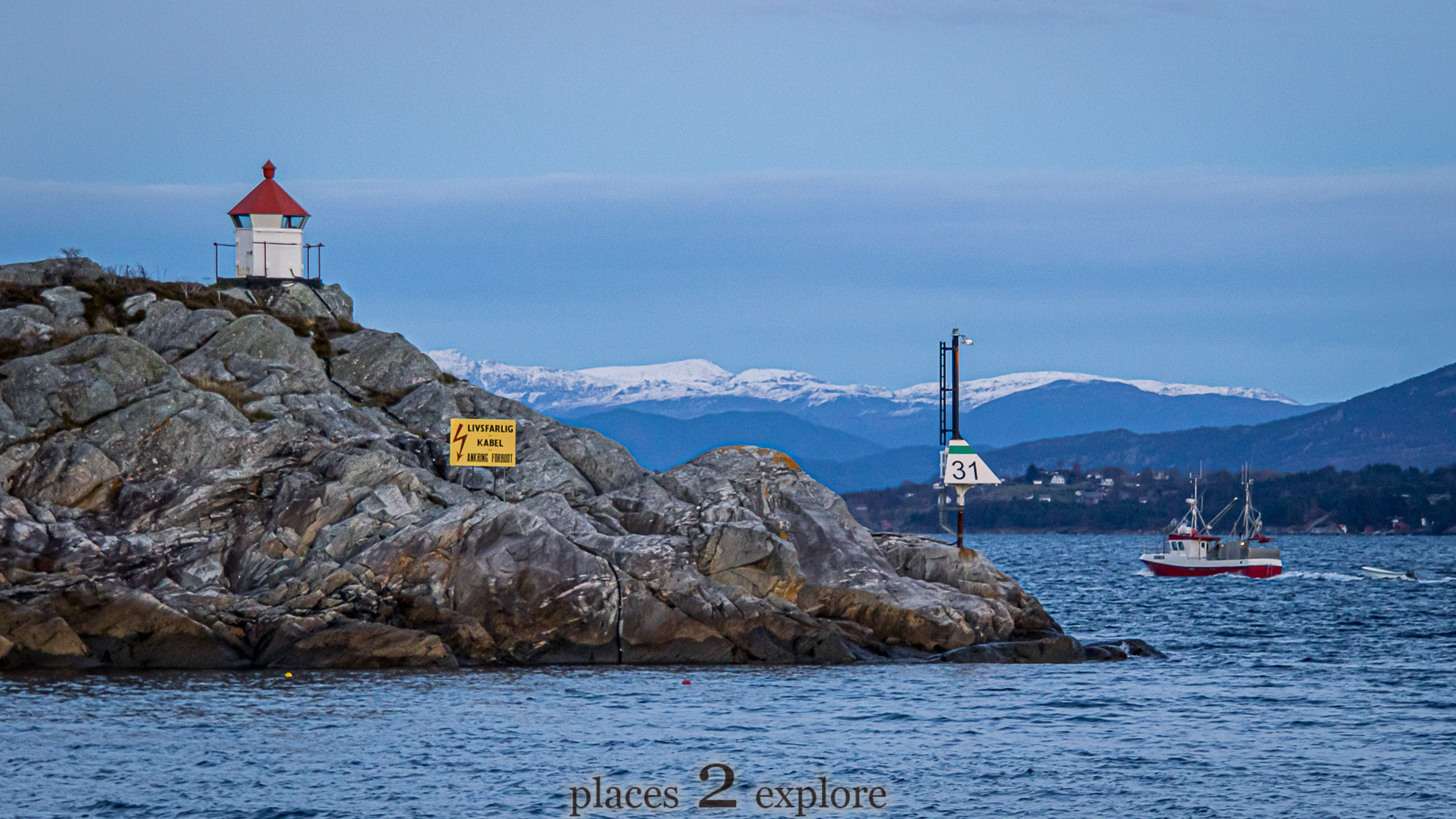 Mosterhamn fyrstasjon