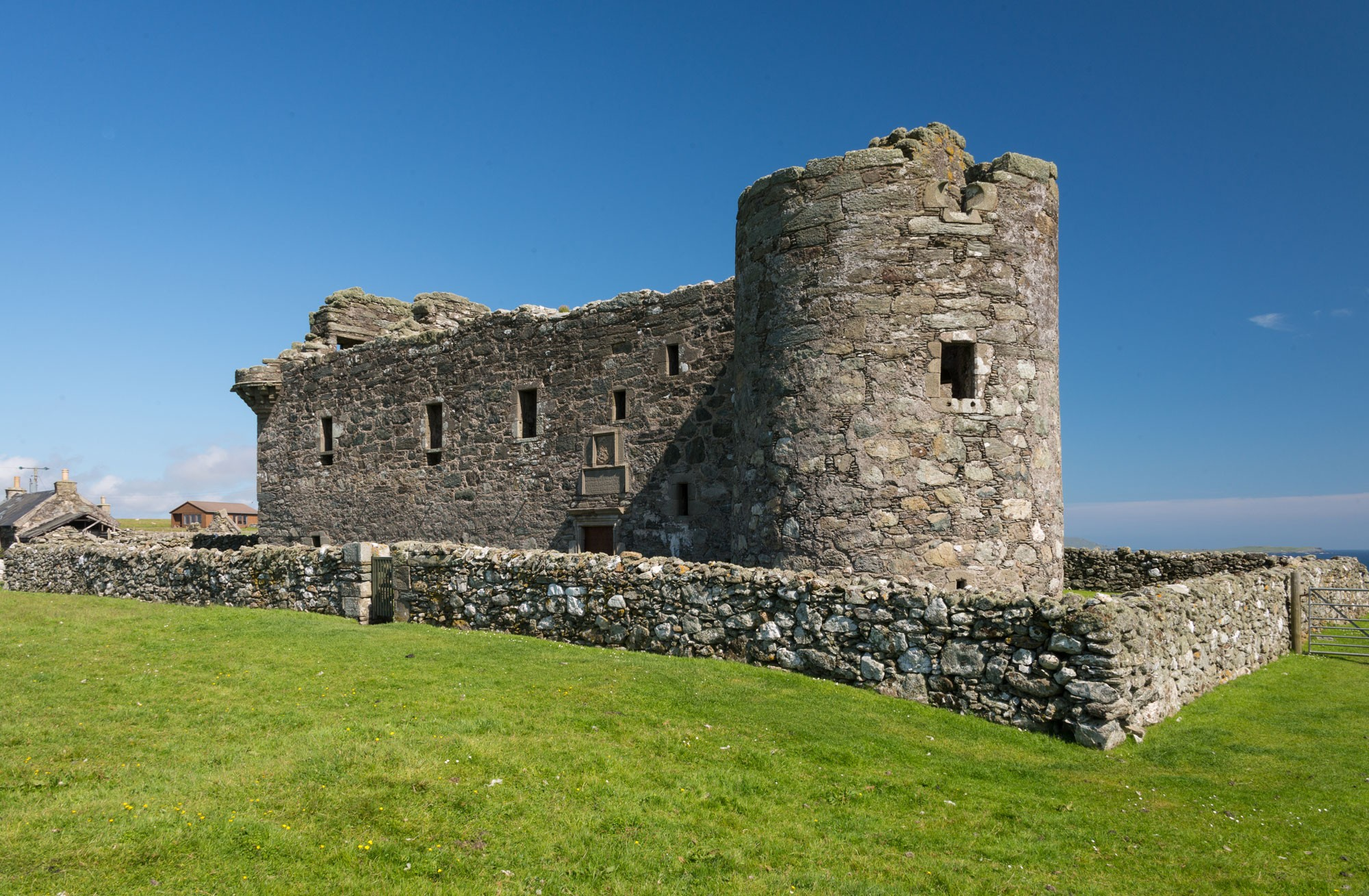 Muness Castle
