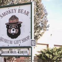 Smokey Bear Museum And Grave