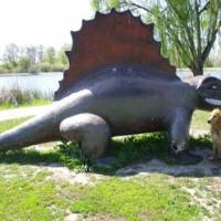 Hisey Dinosaur Park
