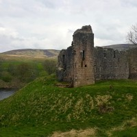 Morton Castle @TheCastleHunter
