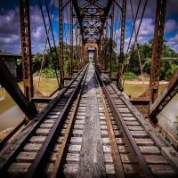 Brazos River Bridge by I-10