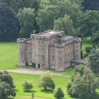 Monzie Castle