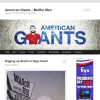 American Giants – Muffler Men