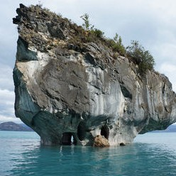 Marble Caves of Chile Chico