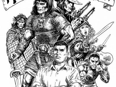 Creator of Conan the Barbarian