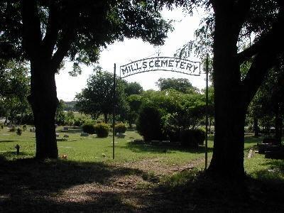 Mills Cemetery