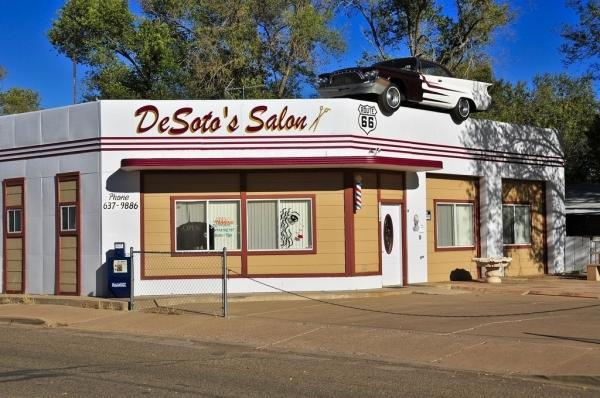 Desoto's Beauty & Barber Shop