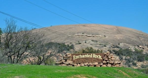 Enchanted Rock