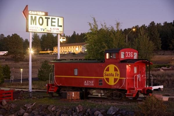 Canyon Motel & RV Park
