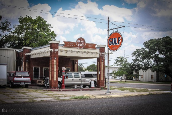 The Former Humble Gas Station