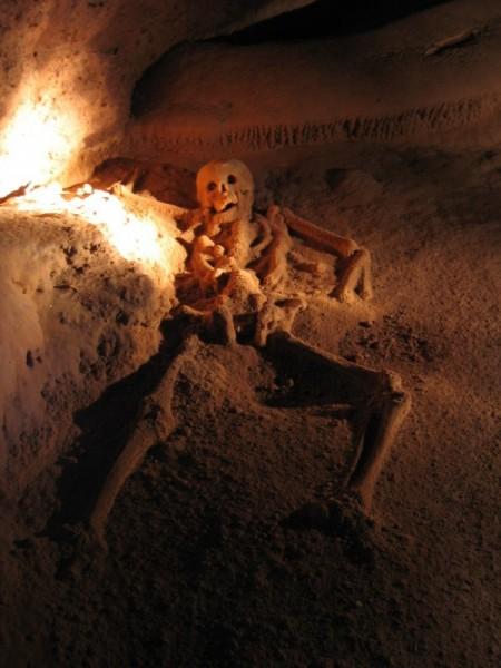 Actun Tunichil Muknal Caves