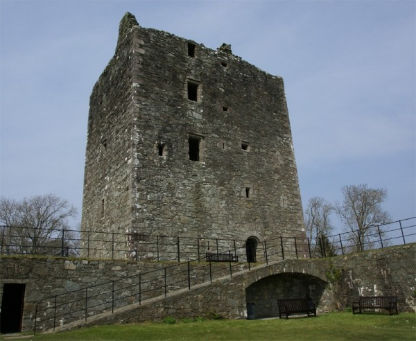 Cardoness Castle By Otter - Own work, CC BY-SA 3.0, https://commons.wikimedia.org/w/index.php?curid=5046558