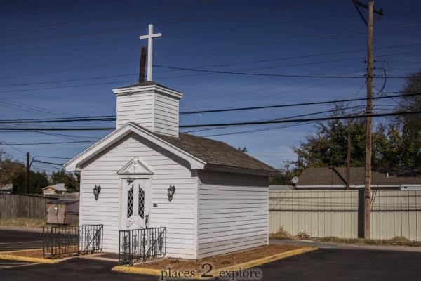 Tiny Church Lubbock