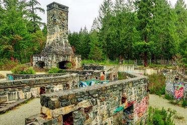 Abandoned Deertrail Resort