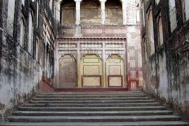 Lahore Fort Elephant Path