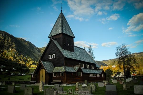Røldal Stave Church