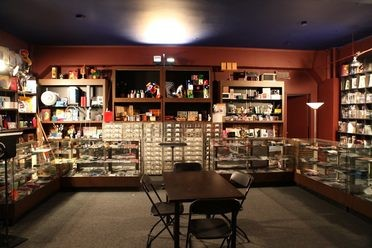 Tannen's Magic Shop