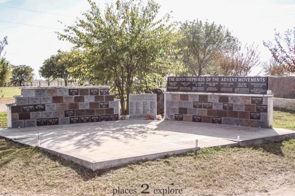 Branch Davidian Massacre Site