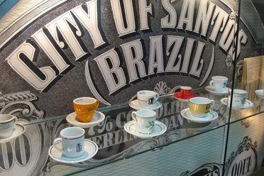 Brazil's Coffee Palace