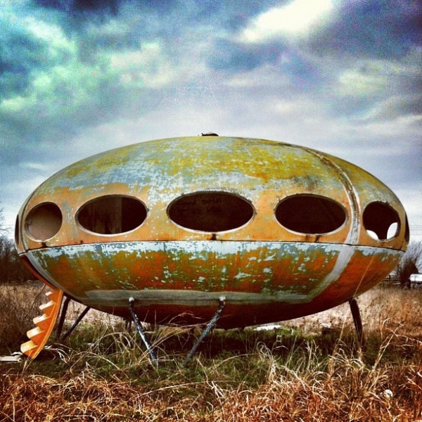 Royse City Futuro House