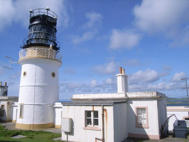 Sumburgh Head Lighthouse