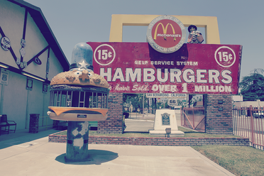 Unofficial McDonald's Museum