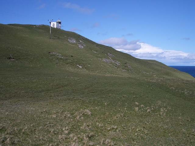 Point of Fethaland Lighthouse