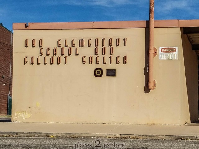 ABO Elementary School and Fallout Shelter