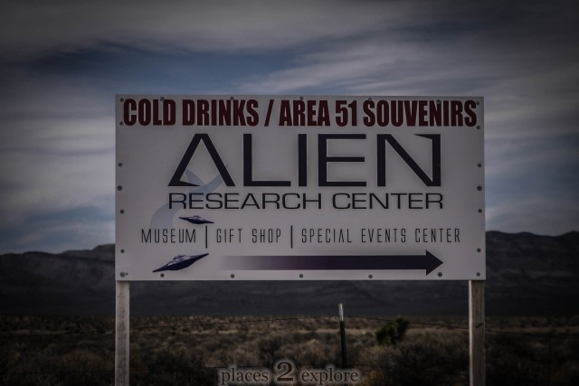 Alien Research Center