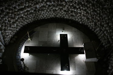 Tomb of Enrique Torres Belón