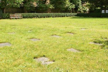 Fetter Lane Moravian Burial Ground