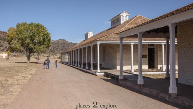 Fort Davis National Historic Site